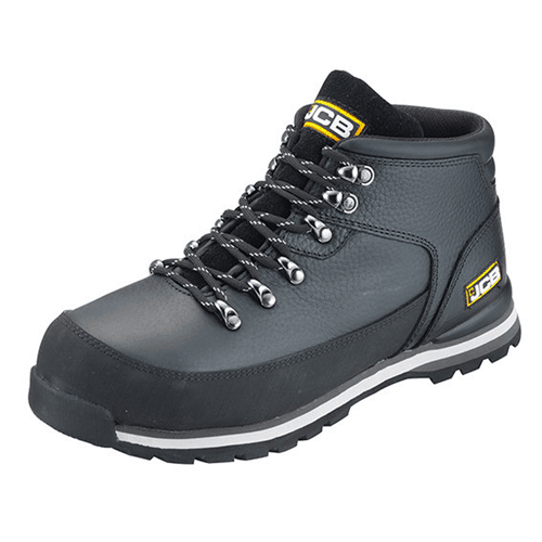 3CX JCB Boot Black