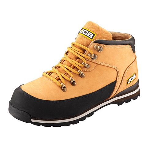 3CX JCB Boot Honey