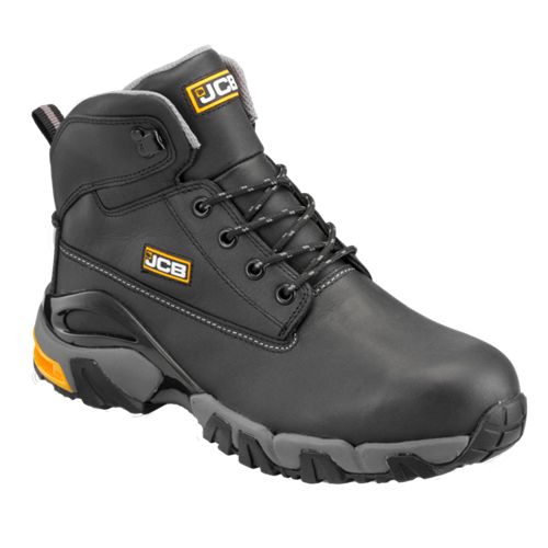 4X4 JCB Boot Black