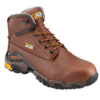 4X4 JCB Boot Brown