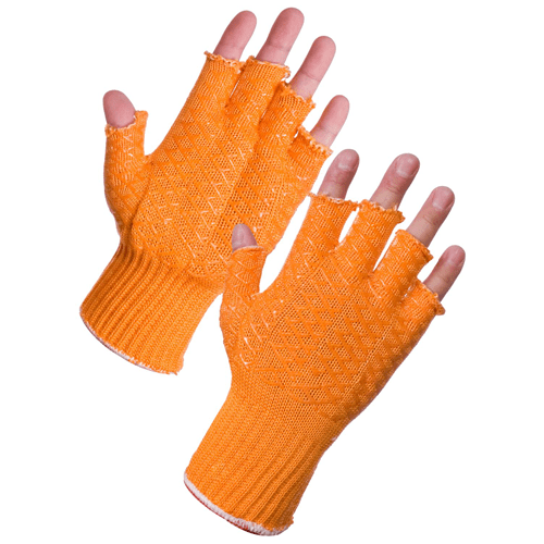 28782aa4ab0 Cross Fingerless Gloves   PACK OF 5 - Southern Sales Direct