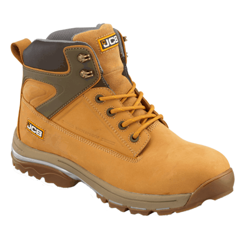 Fast Track JCB Boot Honey