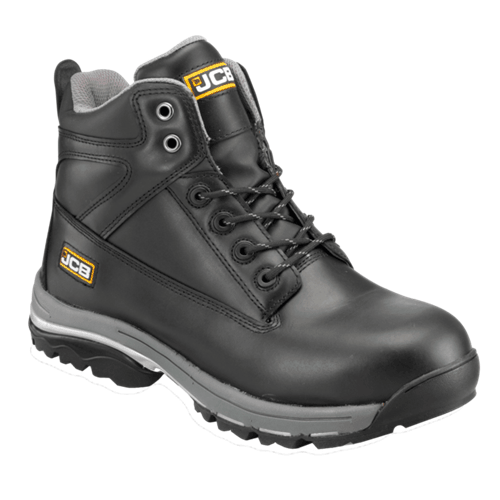Workmax JCB Boot Black