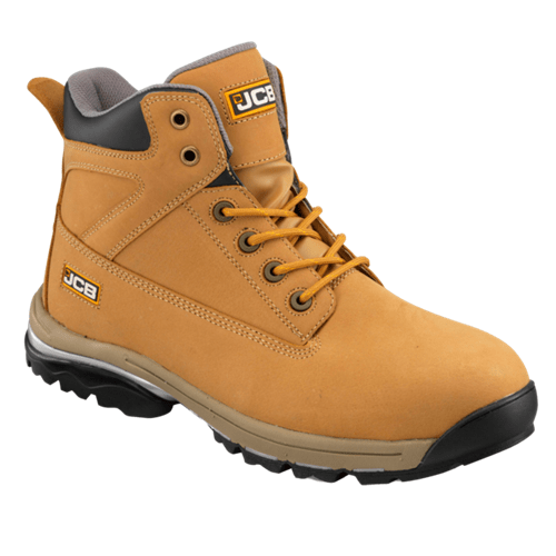 Workmax JCB Boot Honey