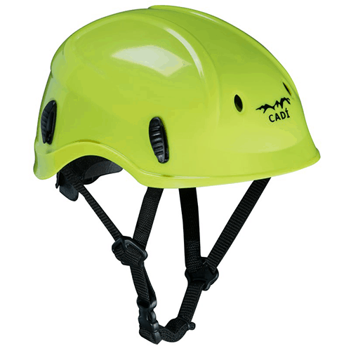 Cadi Yellow Helmet