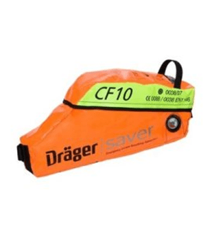 Drager CF10 Escape Set