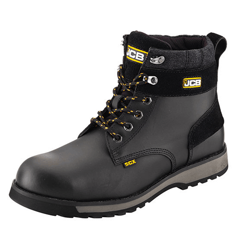 5CX JCB Boot Black