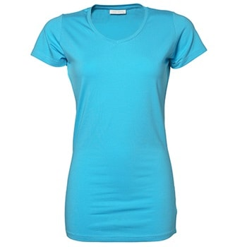 Fashion Stretch Tee Extra Length Ladies Southern Sales