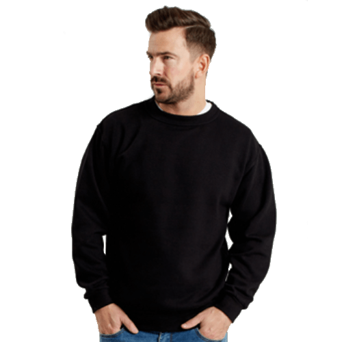 UCC001 50-50 Set-In Sweatshirt