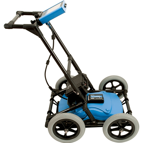 Radiodetection RD1000+ Ground Penetrating Radar