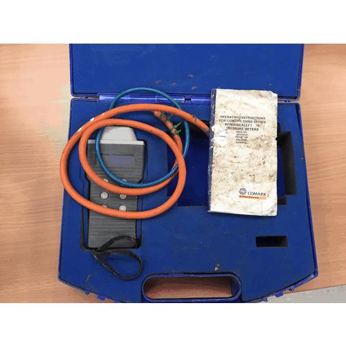 Comark C9507IS Digital Pressure Meter