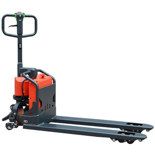 1500kg Semi-electric Battery Pallet Truck 540x1150mm