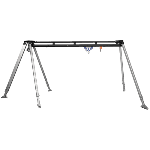 TM12 Aluminium Multi-Purpose Tripod & Gantry