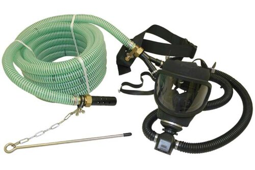 MSA Turbo-Flo Fresh Air Hose Breathing Apparatus